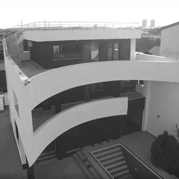 Filmare cu drona – imobiliare de lux Popesti Leordeni