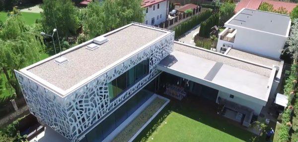 Filmare cu drona – casa de vanzare
