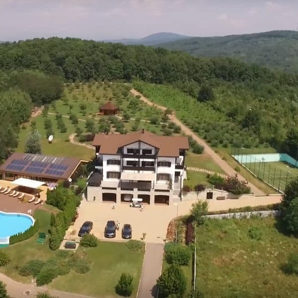 Filmare din drona – casa de vanzare, zona Ploiesti