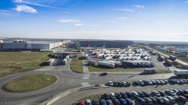 Fotografiere drona – Kaufland Logistic