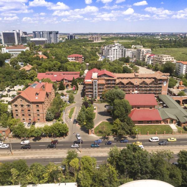 Fotografie Aeriana – Hotel CARO
